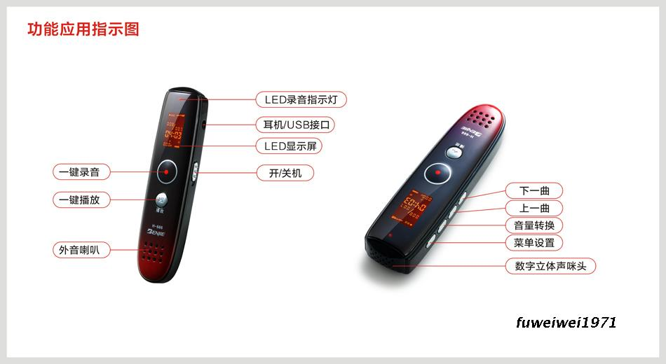 H-666 4G professional voice recorder video conference classroom distance