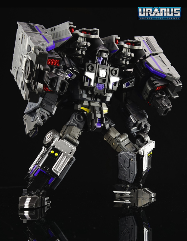 fansproject robot ca 13 diesel motormaster optimus prime new ebay. Black Bedroom Furniture Sets. Home Design Ideas
