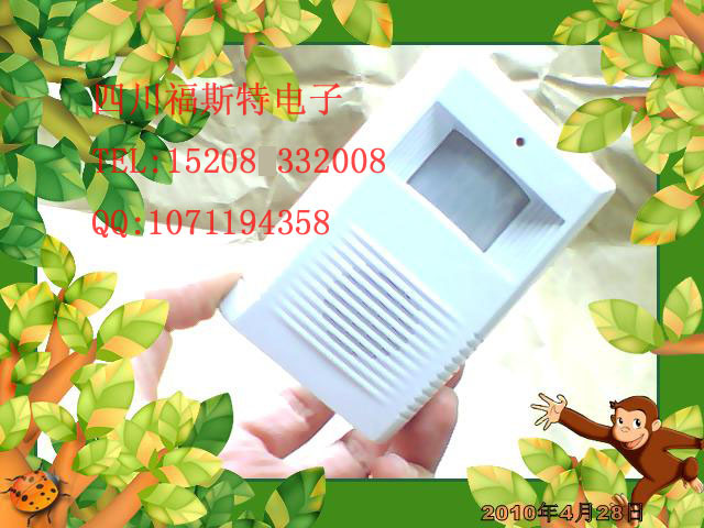 FIRST Infrared sensors reminder voice-quot Hello Tinker Bell Nursery give you a different childhood quot