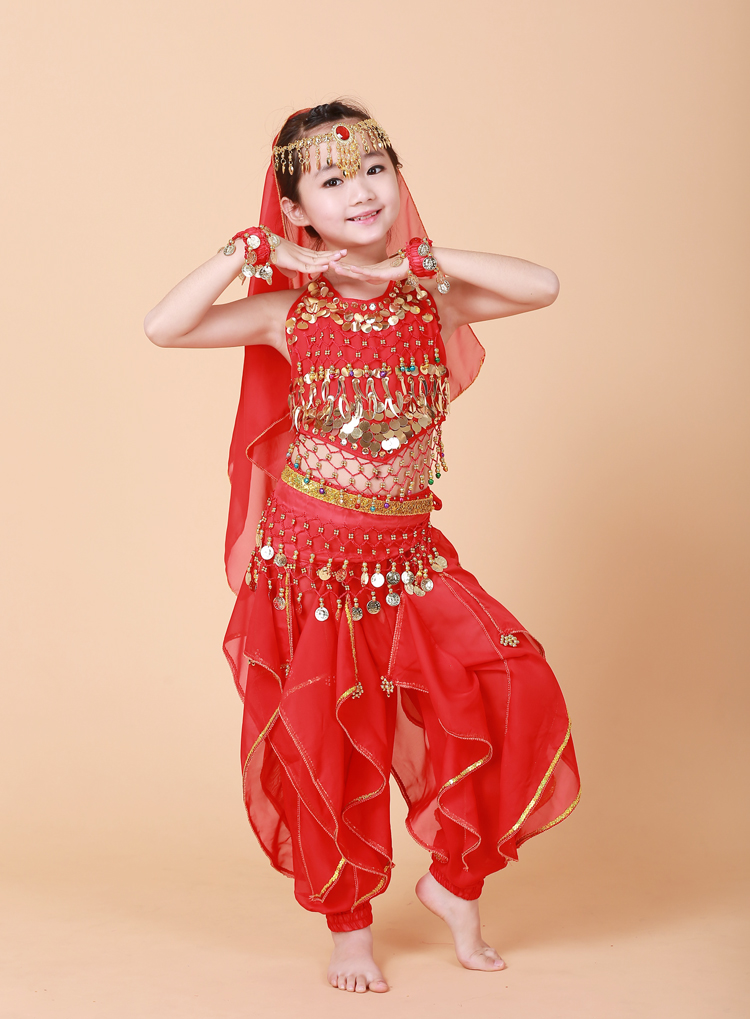 Восточный костюм для ребенка