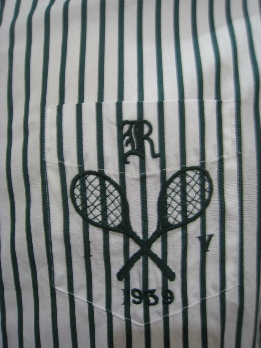 Рубашка мужская Rugby ralph lauren