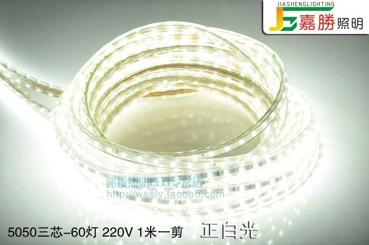 светодиодный дюралайт   LED 3014/5050 120 - 9