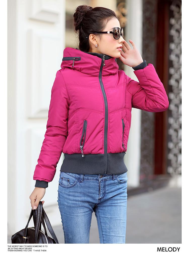Купить Короткую Куртку Женскую