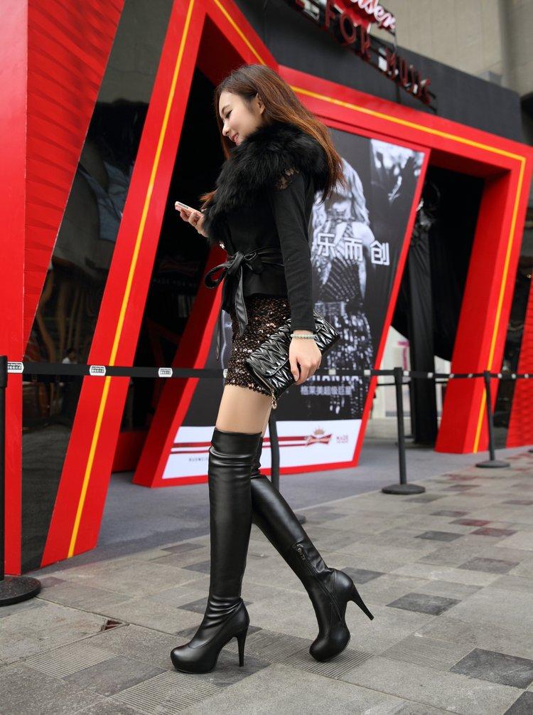 长靴MM - 乐趣人生 - 乐趣人生的博客