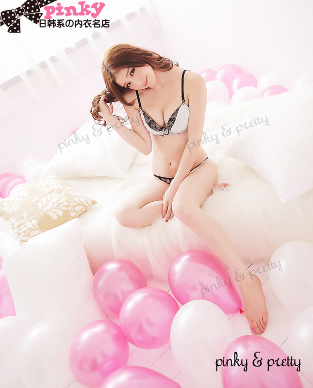 23a8efbe70 LENA endorsement Japan LAGUNA yarn MOON fairy together bra set on  JoinTaobao.com