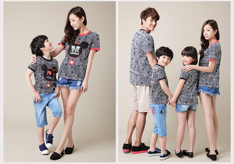 亲子系列T恤 (15)
