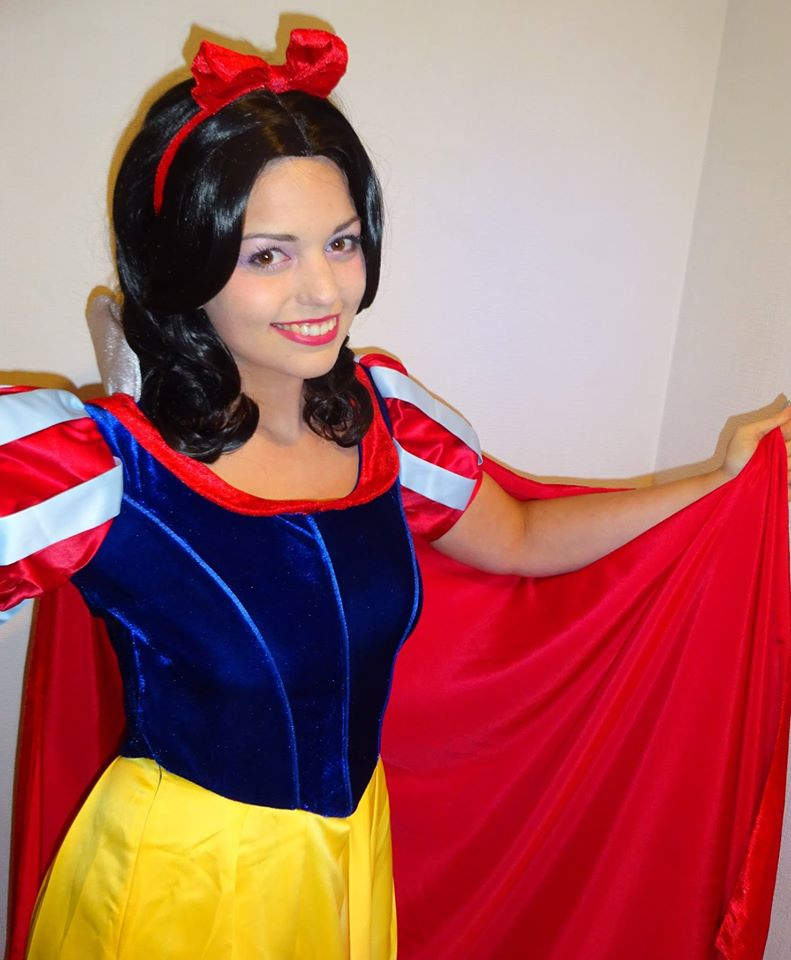 Kid Snow White Wig 104