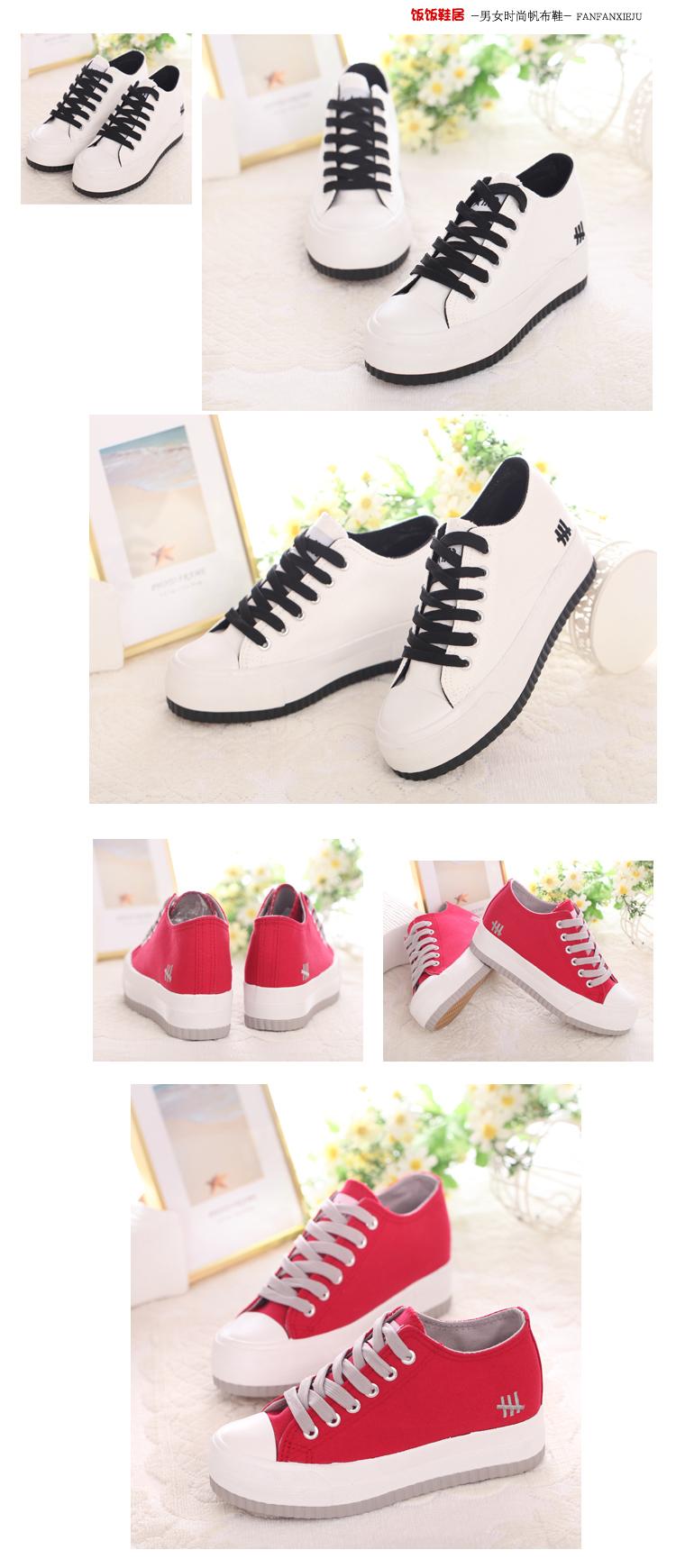 รองเท้าผ้าใบแฟชั่น สไตล์เกาหลี ขนาด 35-39 (พรีออเดอร์)