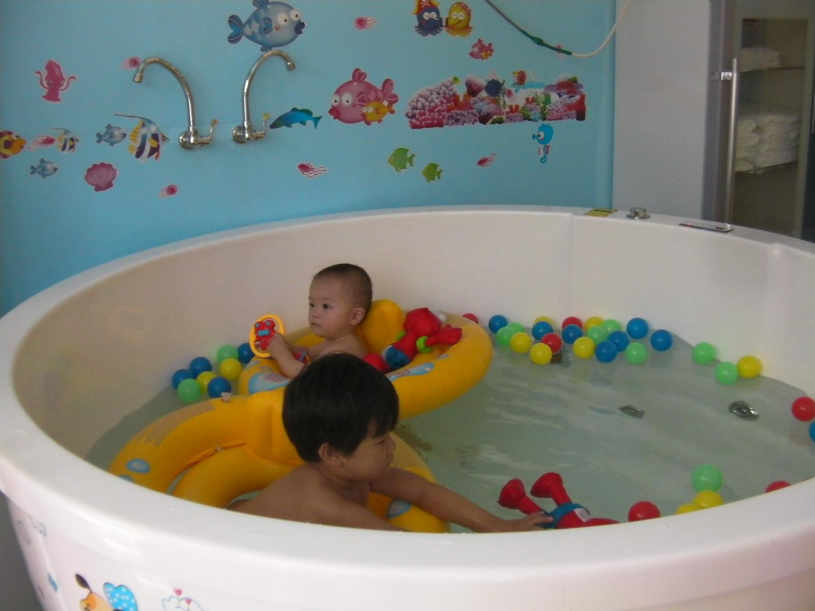 Детский спасательный круг Ai Beisi