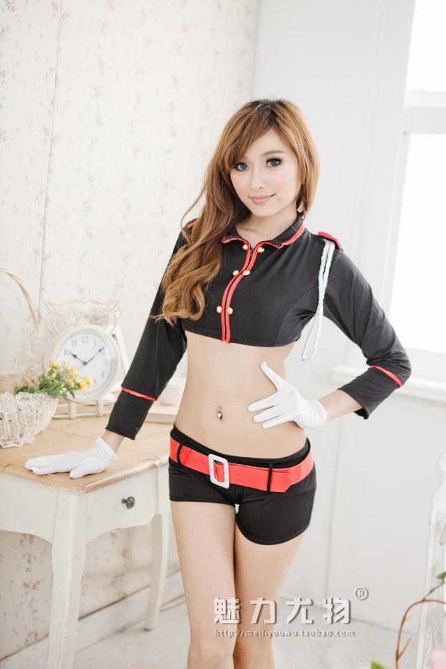 Lace Soft Temptation Economic Durable Women Sexy Airline Game Uniform
