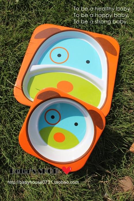 Посуда для детей Skip hop  Zoo
