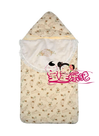 Lucky BaBy Monopoly  Continental Floral Sling Hold Blankets