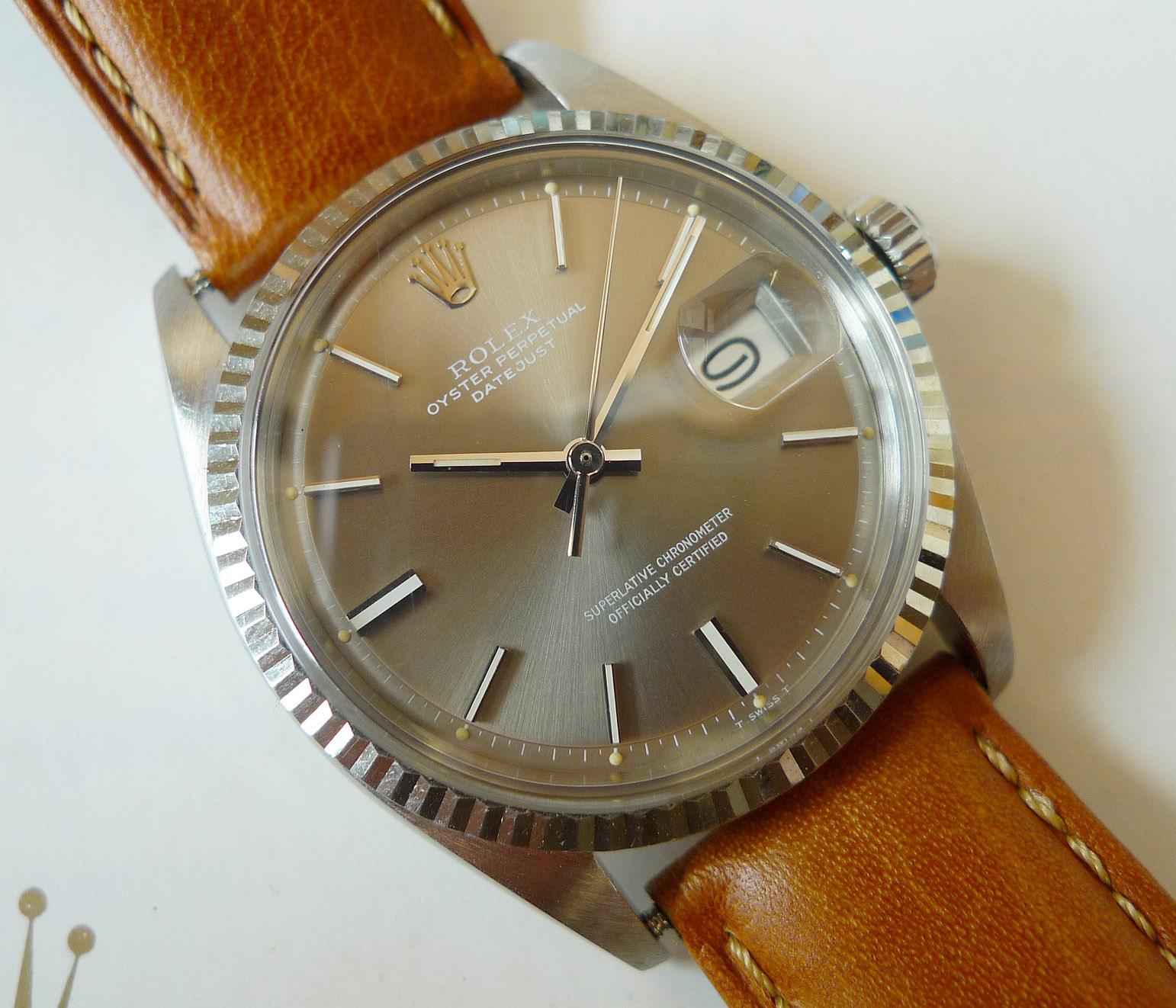 Винтажные наручные часы   ROLEX 1601
