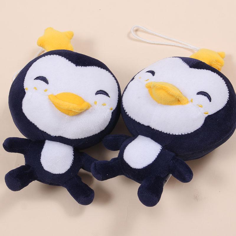 漫画动漫宝宝模型企鹅新品玩具电子早教益智企获奖作品蓝色图片