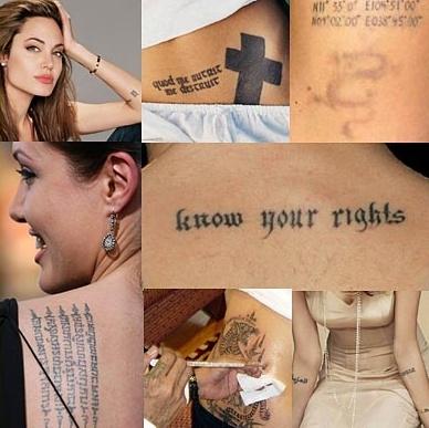 个性英文名,纹身设计 纹身贴 刺青设计图片