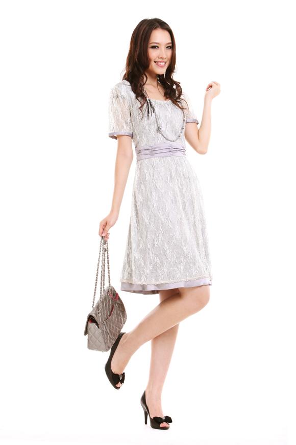 重庆奥特莱斯为您推荐这款珂莱蒂尔/Koradior 2011款 连衣裙 8B621816