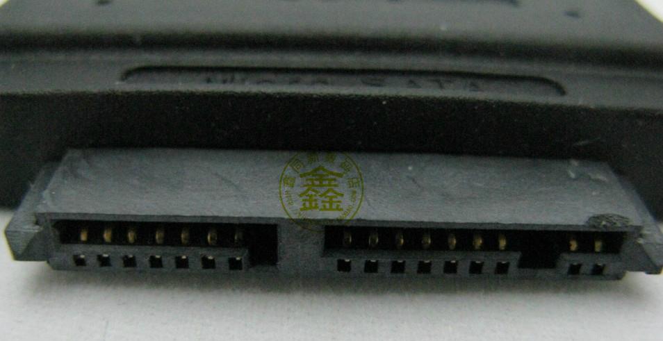 Соединительный шнур   1.8MicroSATA SATA 1.8 2.5sata 1.8HDD SSD 2.5SATA