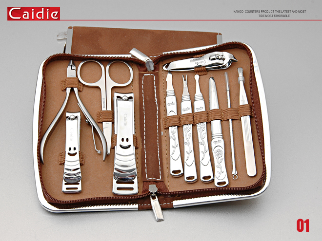 Classic Personal Care Manicure Set 11Pcs