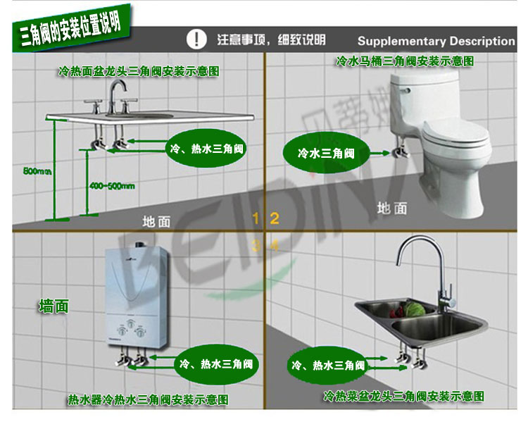 Bettina bathroom BDN6156 copper basin faucet basin faucet washbasin hot and cold faucet