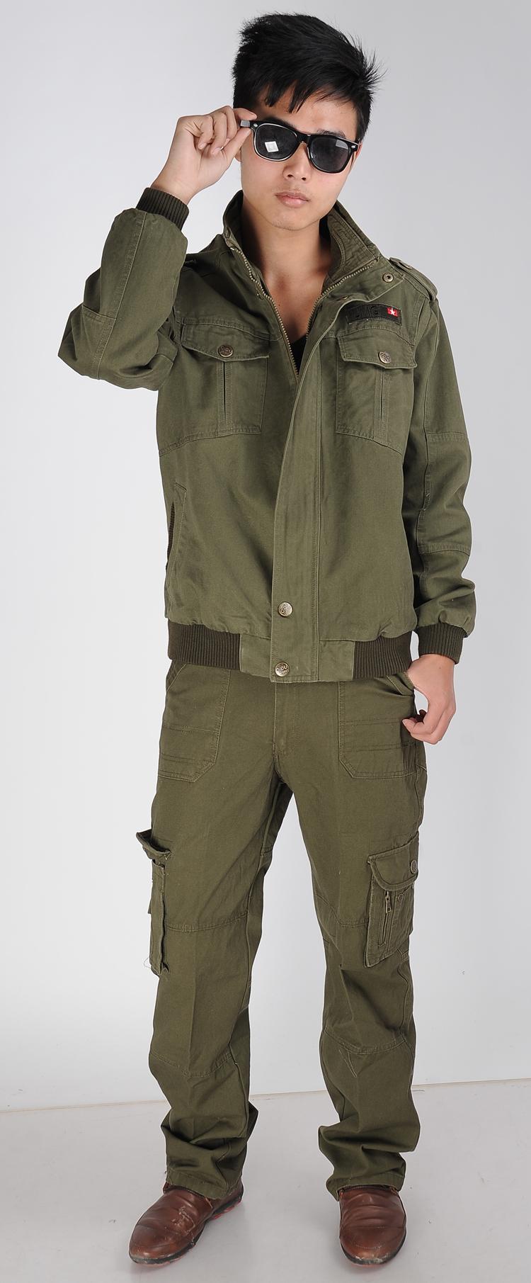 Милитари Одежда Купить