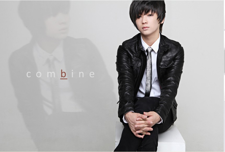 Ao Lisi The new oblique bangs short and straight hair fluffy handsome male hair wigs realistic fashion Korean men's wig