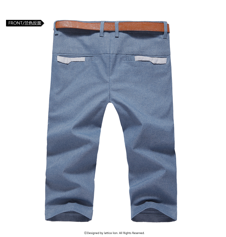 Men Capri Pants