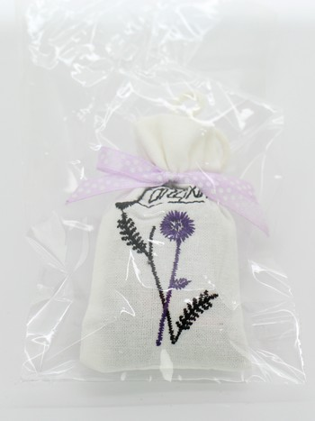 FARCENT Natural Lavender sachets/drawer wardrobe sachet/fangxin fold thyself on the car room