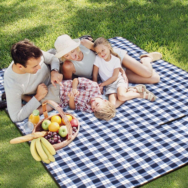 户外防潮垫野餐垫野炊地垫超大加厚防水野营地垫沙滩垫帐篷