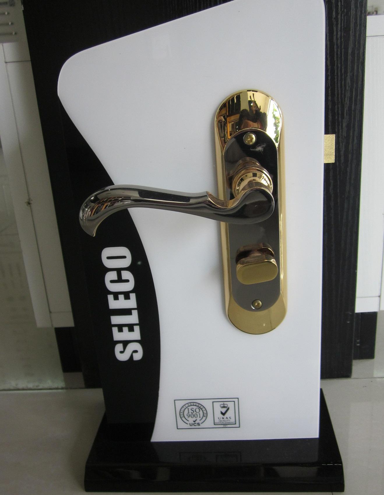 Замок дверной механический Andean  SELECO SX
