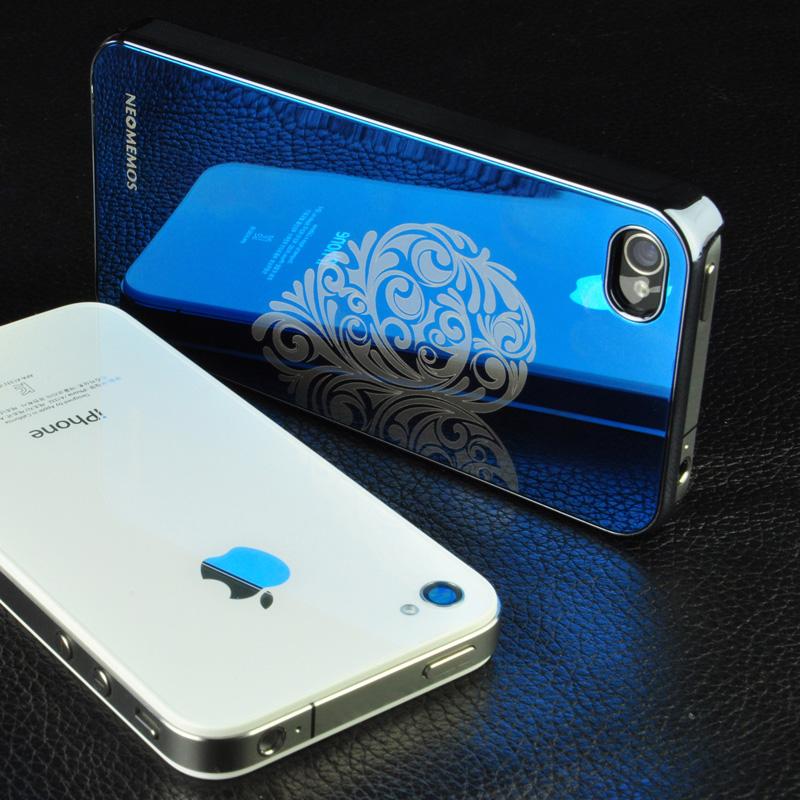 Apple чехол Флэш-волшебный iphone4s сотовый телефон случае Apple случае Китай воздуха личности и творческие люди металла новый подлинный