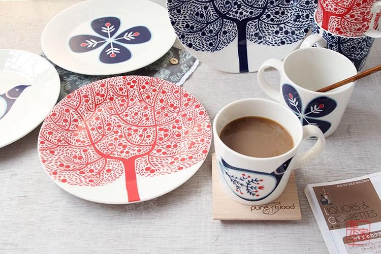 英国皇家道尔顿 餐具 挂盘 菜盘 马克杯 咖啡杯 杯子