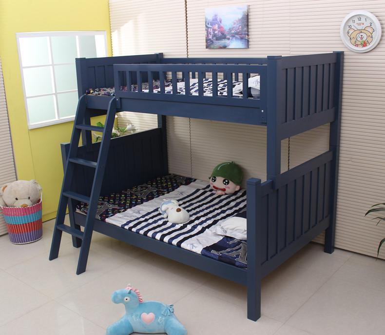Двухъярусная детская кровать Kiss baby