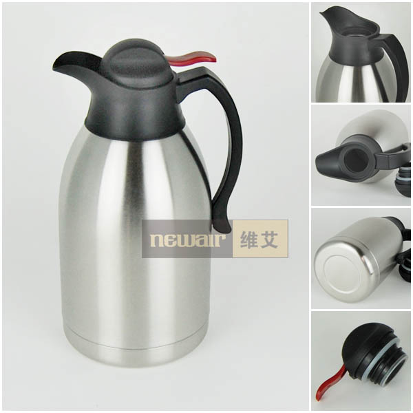 SKG Weiai 2L steel stainless steel insulated pot thermos thermos creative warm water bottle thermos flask