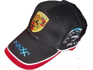 Кепка Porsche гонки Hat досуга Оптовая шляпы шапки болид ремонт F1 гоночный шапки логотип шляпы красный черный