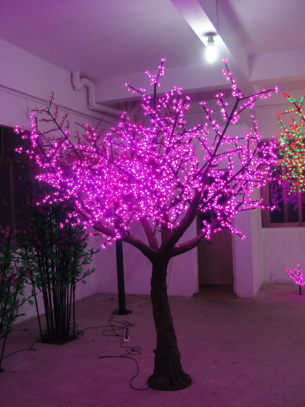 2018 whole sale led tree light chritsmas tree lamp