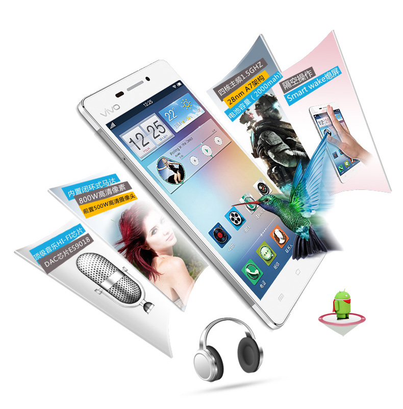 部分购买步步高vivo X3t手机朋友评价怎么样收集