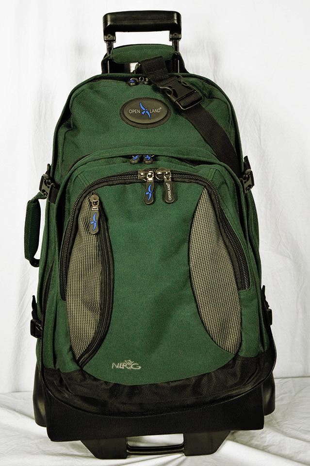 Чемодан 欧洲openland顶级旅行拉杆箱包 双包 有附属小背包 小