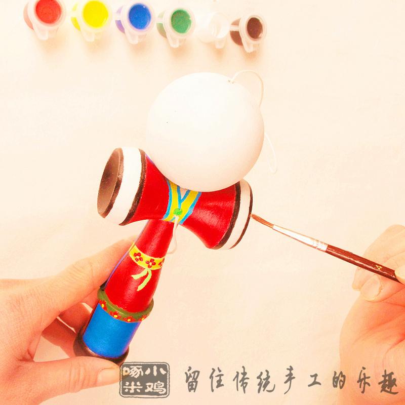 Игрушка с мячом Small Jizhuo Mi DIY