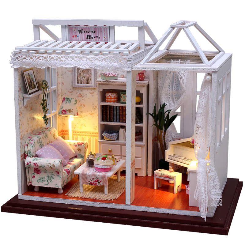 Модель дома Hoomeda/diy  DIY