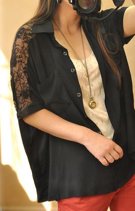 夏日时尚女装怎么搭配(4)