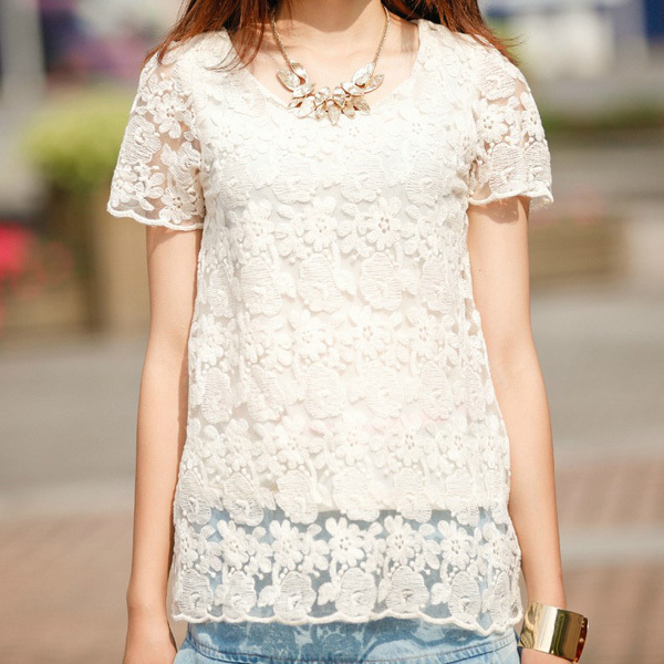 夏天流行穿衣搭配(3)