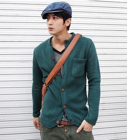 冬天新潮服装怎么搭配(2)