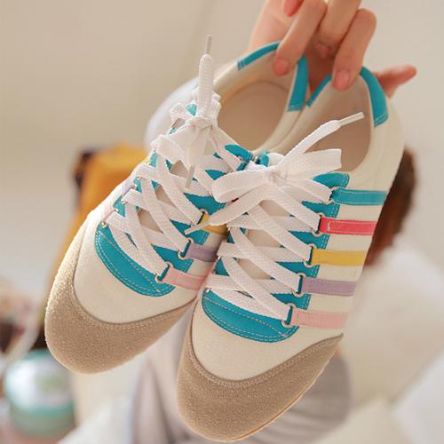 秋季鞋子服饰搭配图片(2)