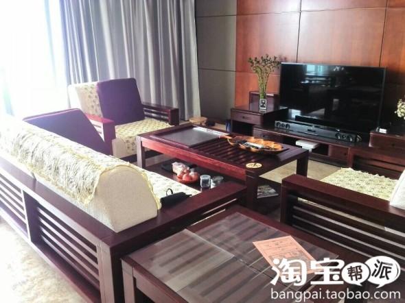 【书桌v书桌】#光明家具秀#第一期:寻找29年光官方红木家具图片