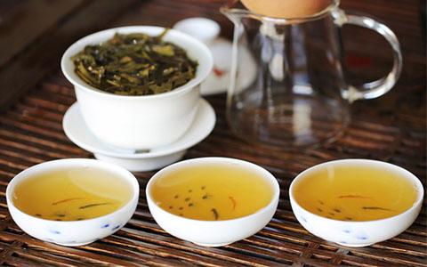 普洱茶的香型 - 阎红卫 - 阎红卫经赢之道策划产业联盟